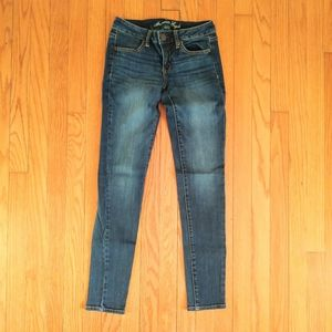 American Eagle Classic Jegging Jeans Sz 4R